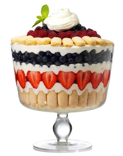 is fruit cocktail healthy fruit trifle